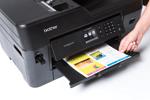Profitez des grandes vitesses d'impression de l'imprimante multifonction MFC-J6530DW