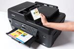 L'imprimante MFC-J6530DW de Brother, un multifonction avec une grande connectivité