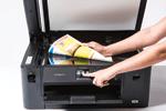 L'écran tactile de l'imprimante MFC-J6530DW est idéal pour vos besoins