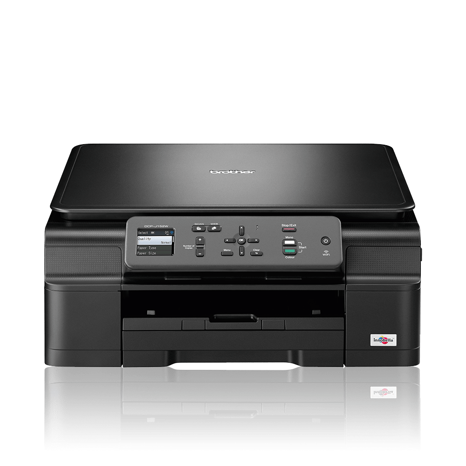 Brother DCP-J152W Printer Drivers Download (2019)