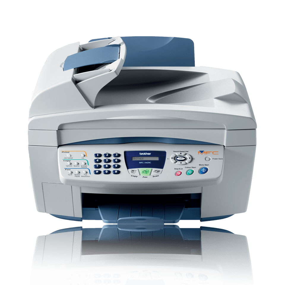 BROTHER MFC 3420C DRIVER DOWNLOAD