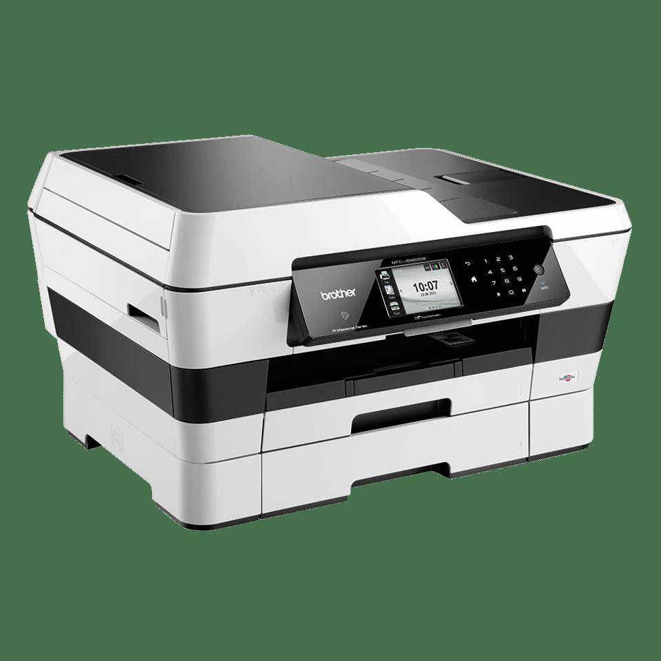 imprimante multifonction fax jet d encre couleur a3 wifi. Black Bedroom Furniture Sets. Home Design Ideas