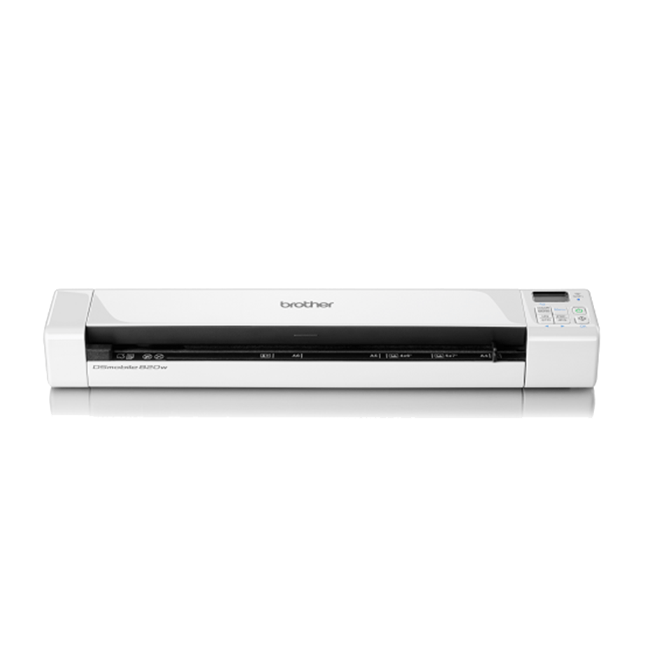 Scanners Portables Ds 820w Brother