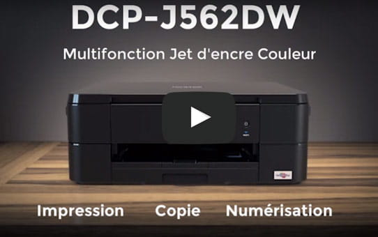 imprimante brother dcp-j562dw