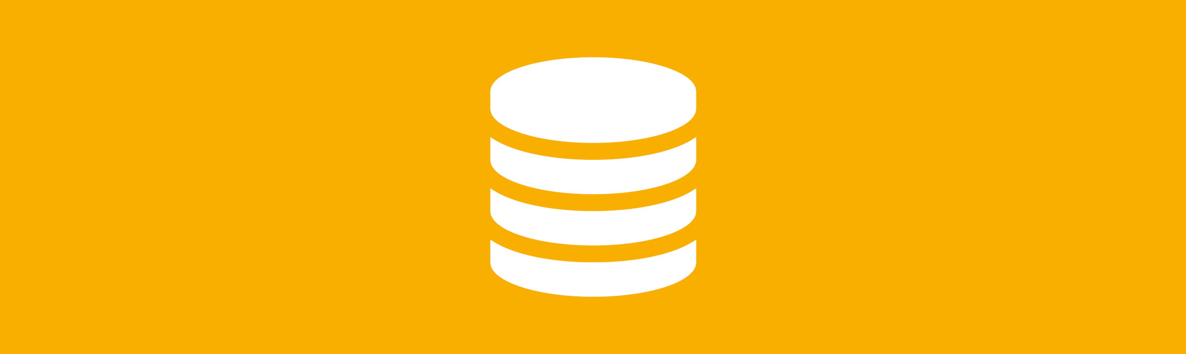 white money coins stack sign icon against an amber background