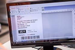 P-touch Editor label design software