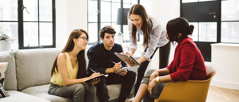 Échanger est important pour faciliter la productivité au sein des entreprises.