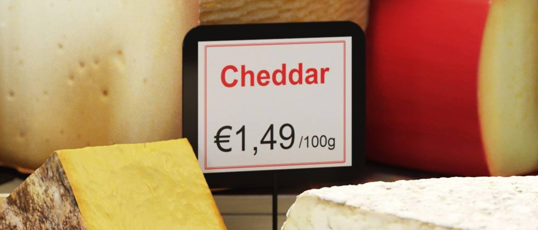 L'importance de l'étiquetage dans le secteur alimentaire