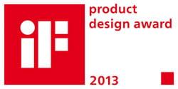 Brother récompensé en 2013 par IF Design