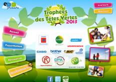 Brother, partenaire des Trophées des têtes vertes 2013
