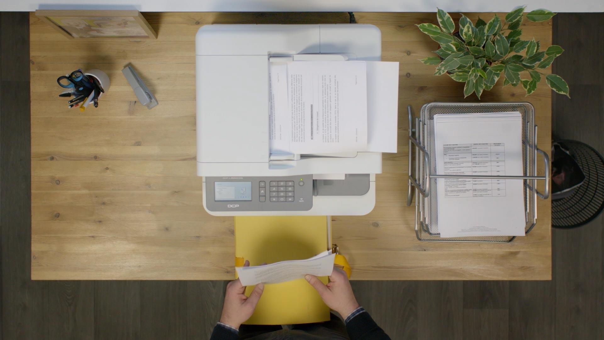 Les chromiques de l'imprimante