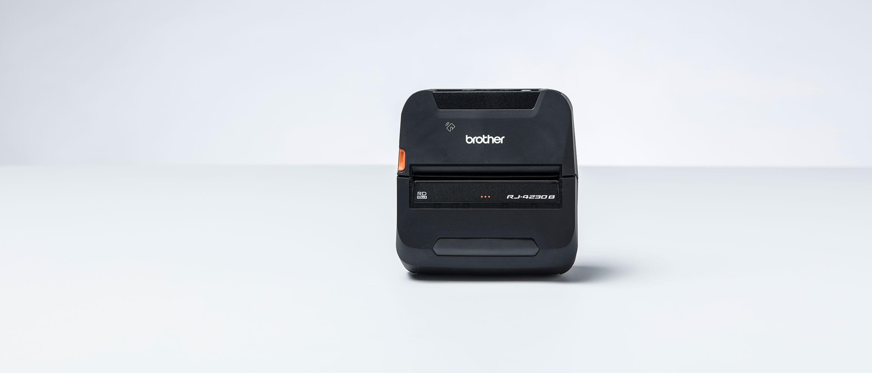 Imprimante mobile d'étiquettes Brother RJ-4B 4 pouces
