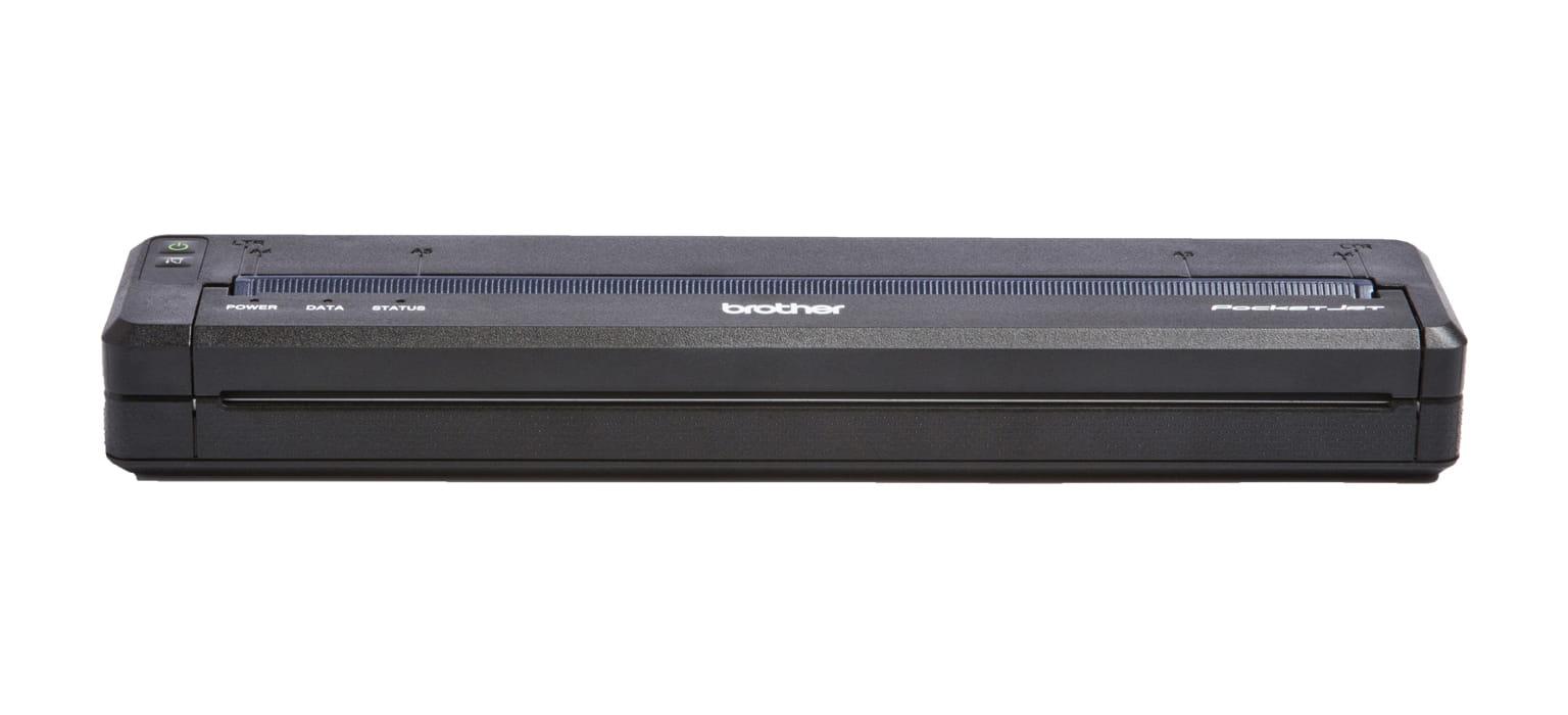Imprimante portable thermique directe utilisable en USB ou en WiFi de Brother - La série PJ-700