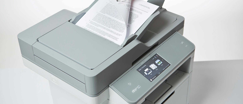 Imprimantes multifonctions laser noir et blanc