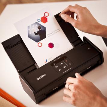 Le logiciel Kofax est compatible avec les scanners brother