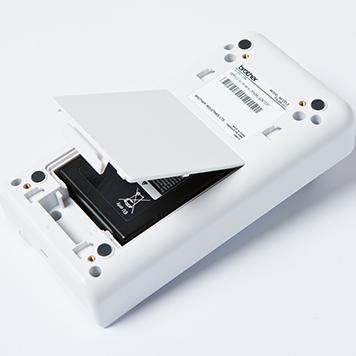 Batterie pour imprimante d'étiquettes TD