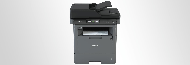 Découvrez la gamme L5000 de Brother, une nouvelle façon d'imprimer