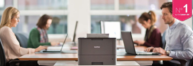 Le laser Brother, des imprimantes idéales pour vos besoins professionnels