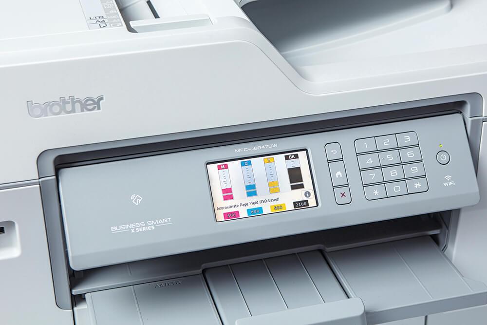 Imprimante Business Smart Série X MFC-J6974DW