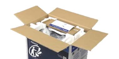 Recyclage emballage produit
