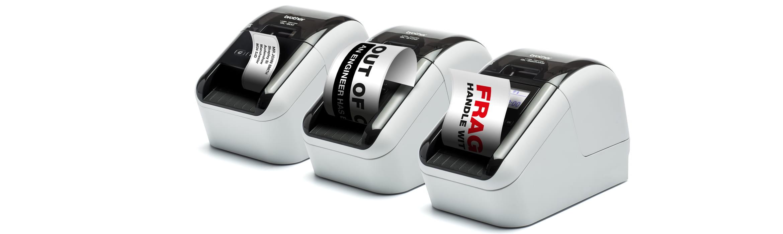 Série QL-800 : imprimantes d'étiquettes professionnelles
