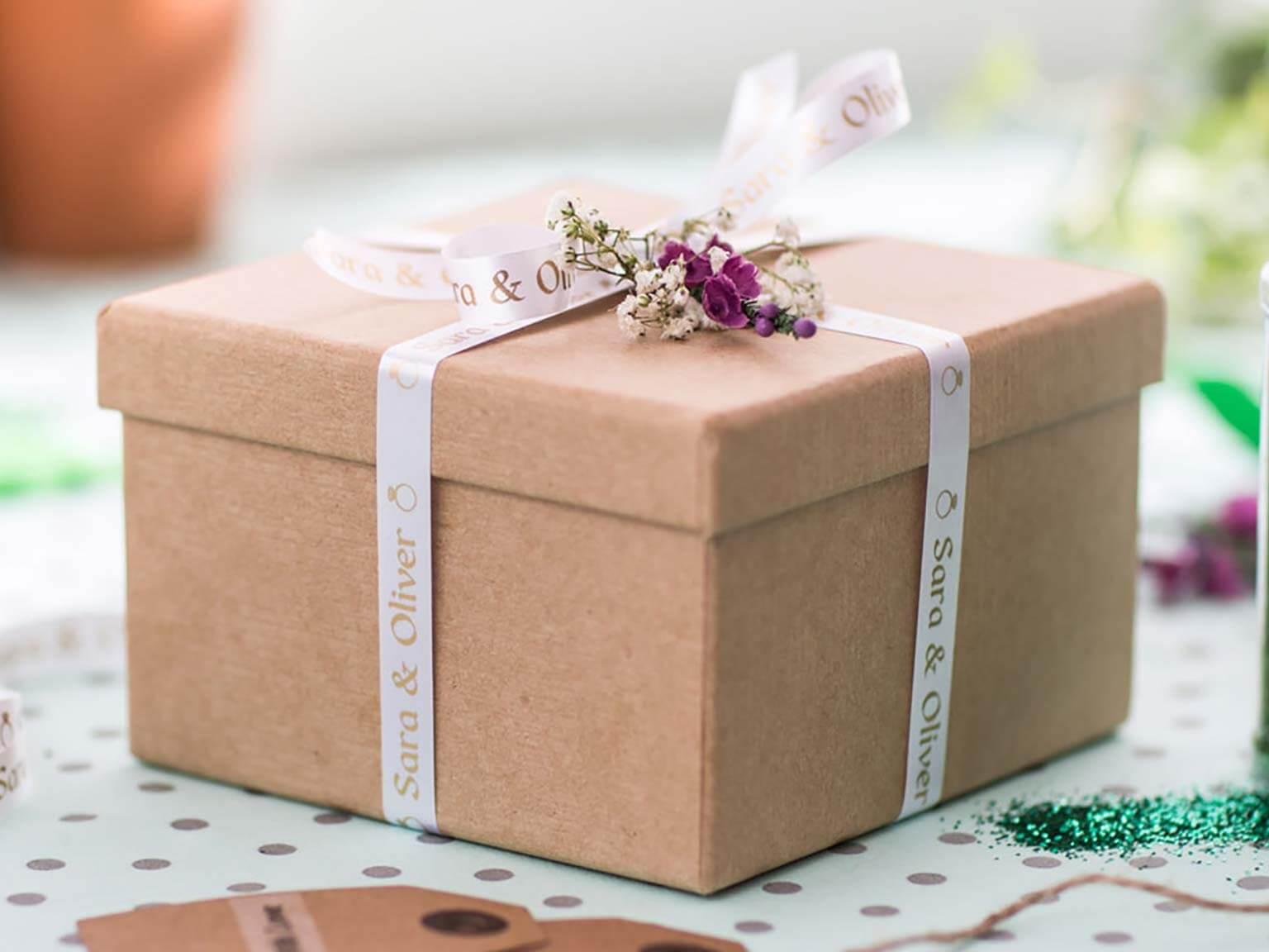 Cadeau de mariage P-touch CUBE