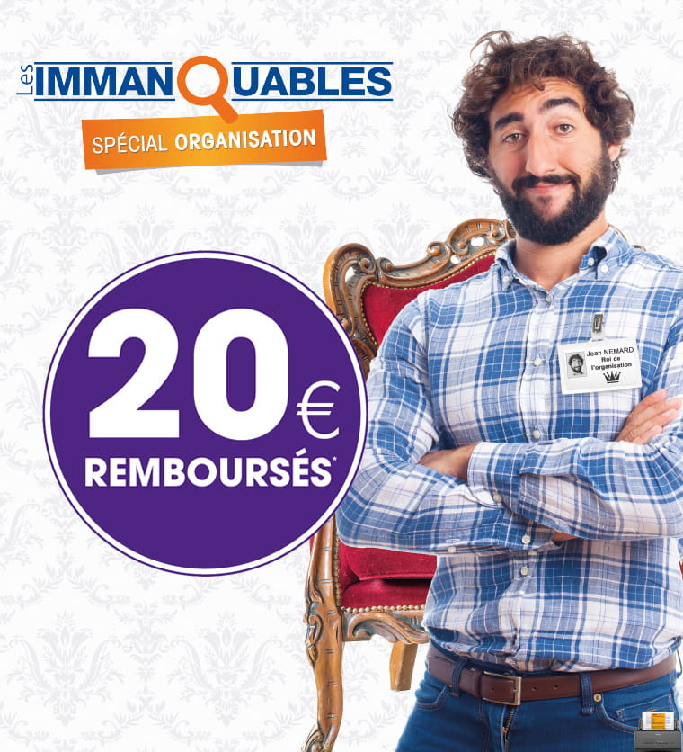 Immanquables Promotion Brother
