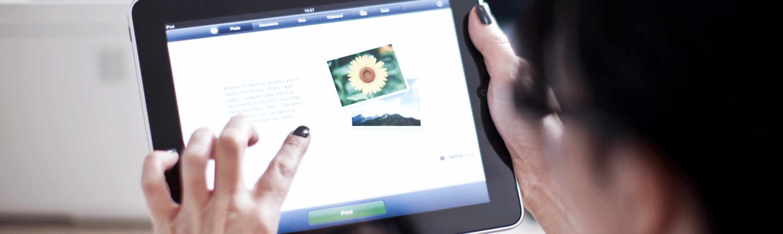 Imprimez via votre smartphone avec iPrint&Scan de Brother