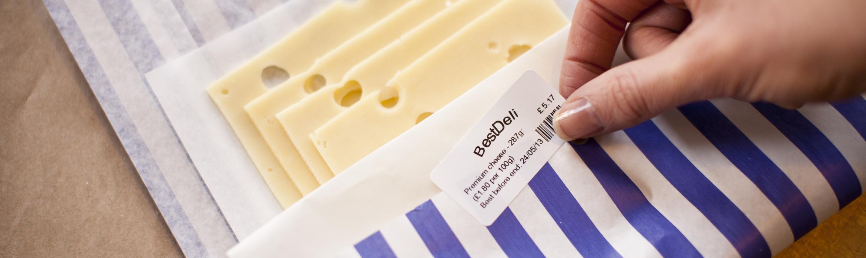 Imprimez les dates de péremption de vos produits avec les étiqueteuses de la gamme TD-2000