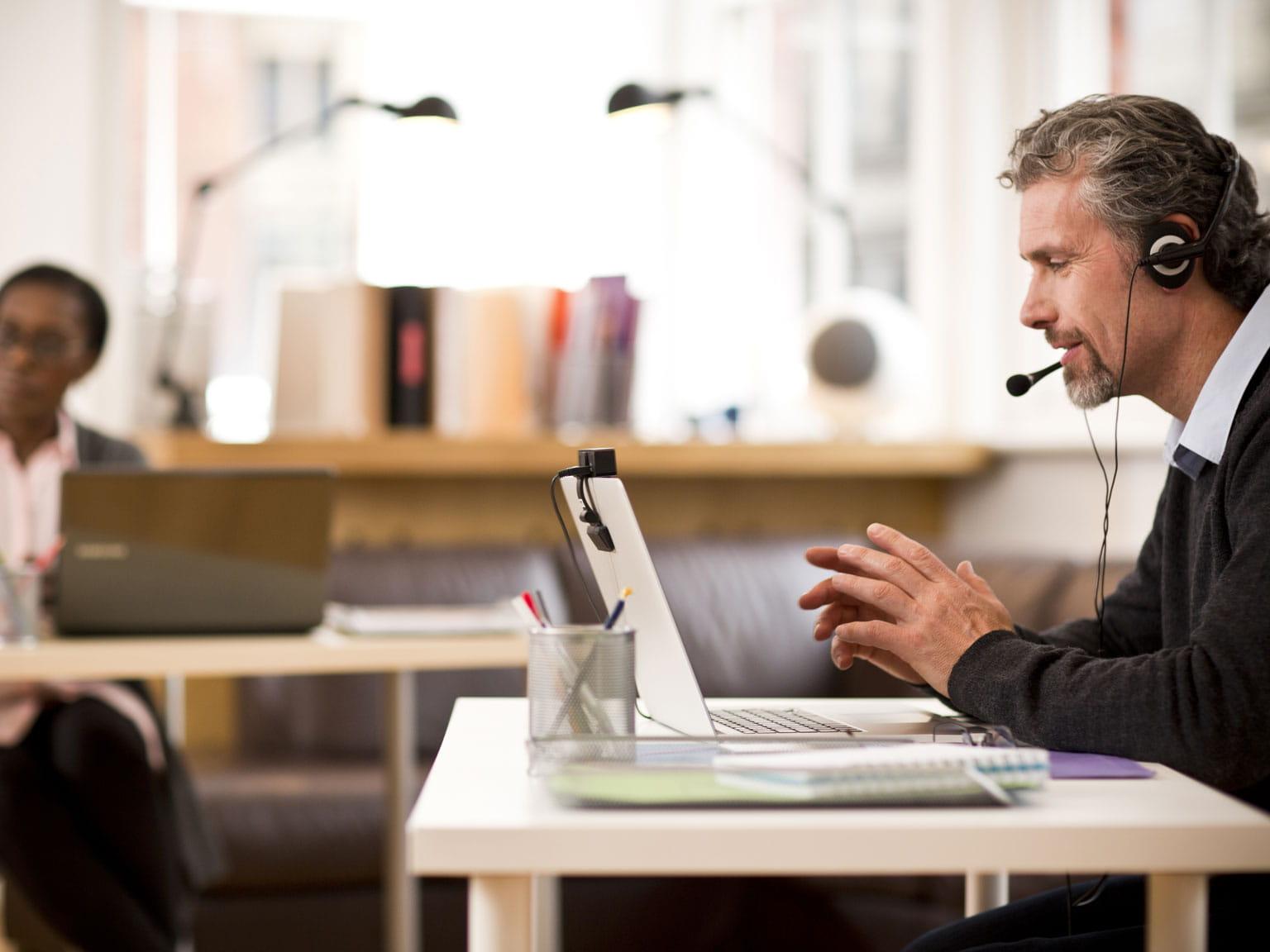 Communication omnijoin banque assurance