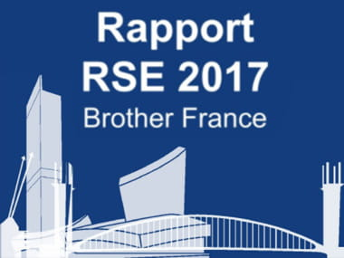 Rapport RSE de Brother
