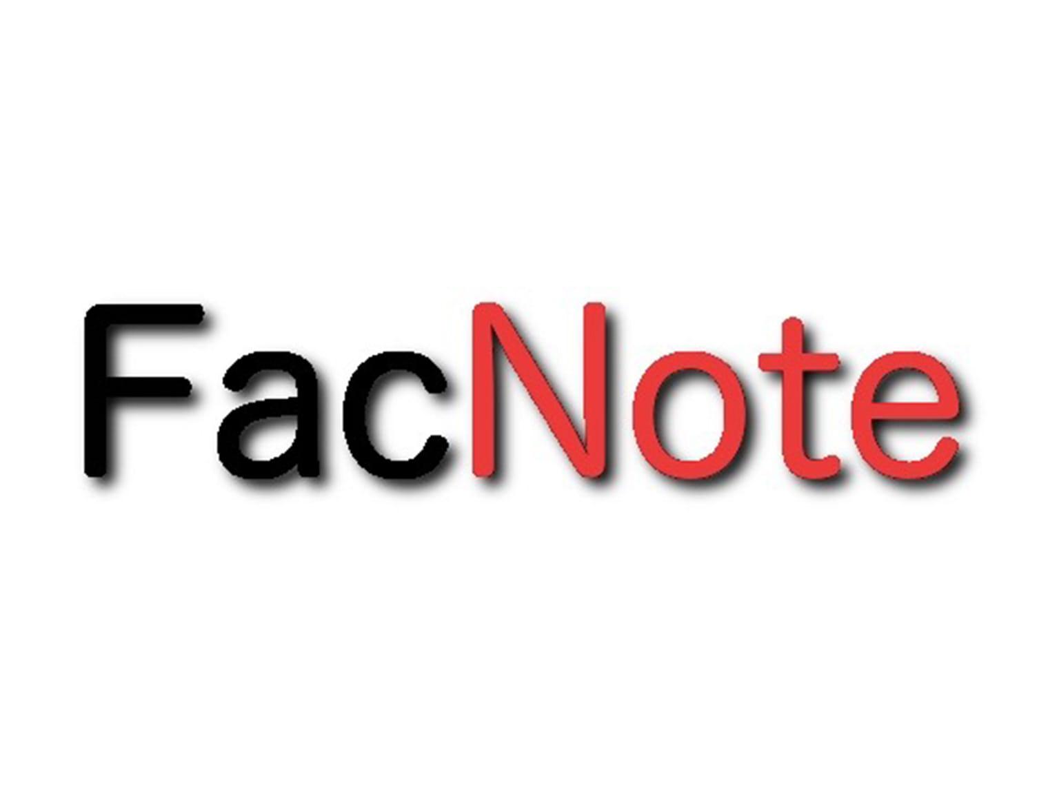 FacNote