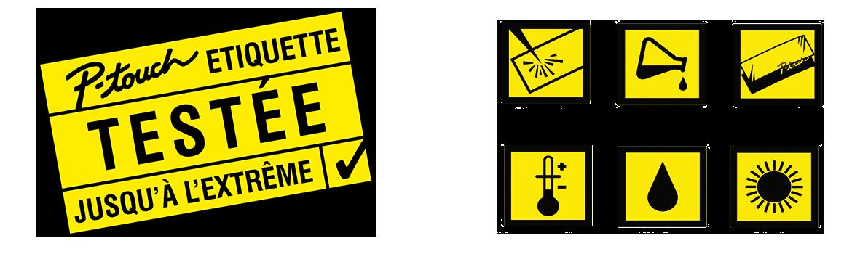 etiquette electricien