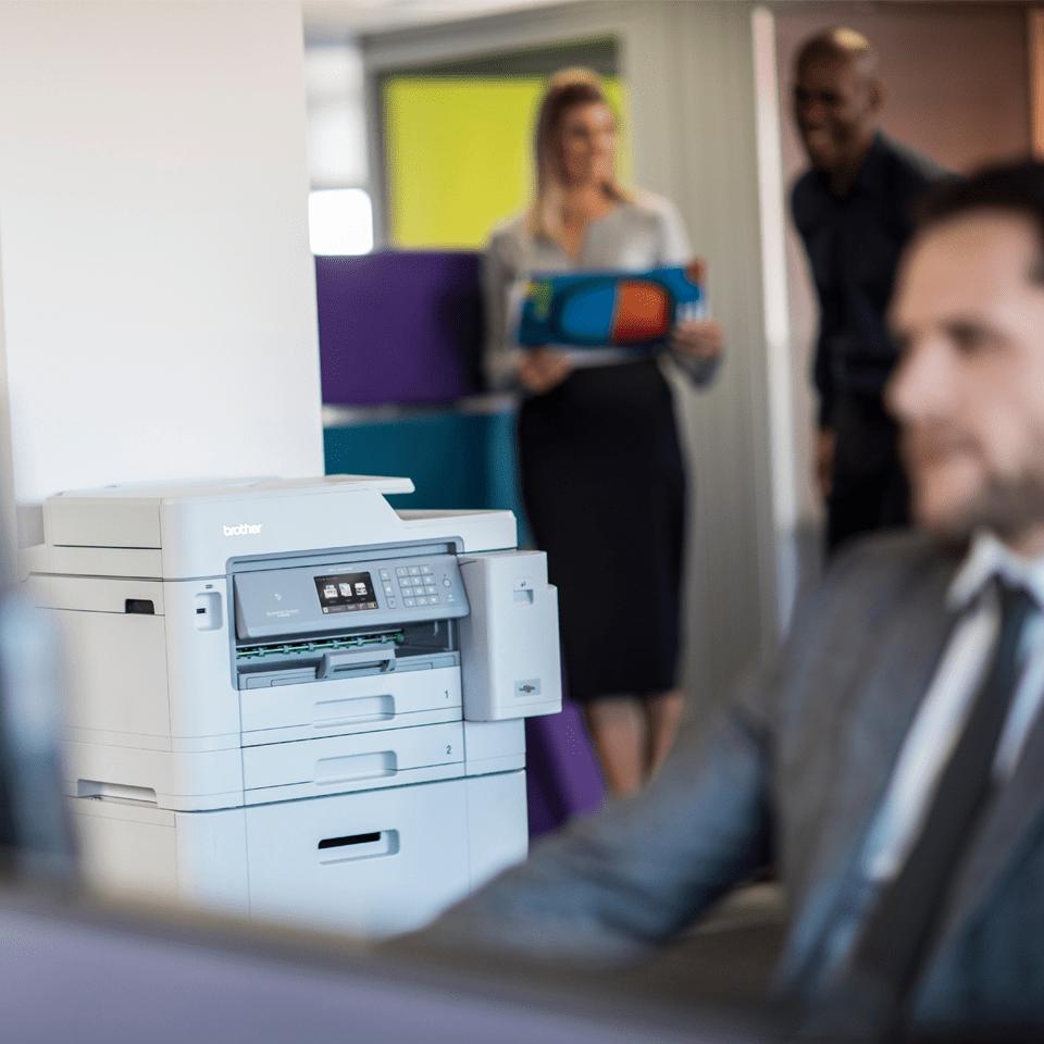 Meuble bas pour imprimante