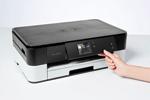 L'imprimante multifonction DCP-J4120DW possède un écran tactile