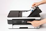 L'imprimante multifonction DCP-J4420DW possède un écran tactile