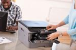 Imprimante noir et blanc laser multifonction DCP-L2500D de Brother