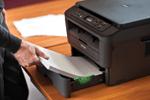 Imprimante noir et blanc multifonction laser DCP-L2520DW de Brother