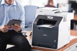 Imprimante couleur wifi  laser multifonction DCP-L8450CDW
