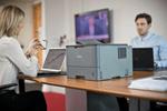 L'imprimante HL-L5000D, idéale pour les environnements professionnels