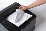 Profitez de l'imprimante laser HL-L5200DW qui vous offre une meilleure productivité en entreprise