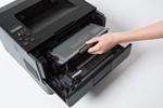 Les nouveaux toner polymérisés brother permettent de meilleures impressions avec l'imprimante HL-L5200DW