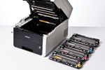 Imprimante couleur laser multifonction MFC-9330CDW de Brother