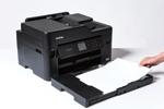 L'imprimante MFC-J5330DW possède une grande capacité papier