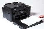 L'imprimante MFC-J5335DW de Brother a une grande capacité papier