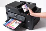 Profitez de la connectivité de l'imprimante multifonction jet d'encre MFC-J5335DW