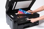 L'imprimante multifonction MFC-J5335DW possède un large écran tactile