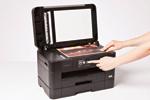 Profitez de la navigation tactile intuitive de l'imprimante multifonction MFC-J5720DW de Brother
