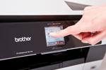Profitez du clavier tactile intuitif de l'imprimante multifonction MFC-J6520DW de Brother