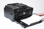 L'imprimante multifonction MFC-J6530DW vuos offre une grande gestion papier